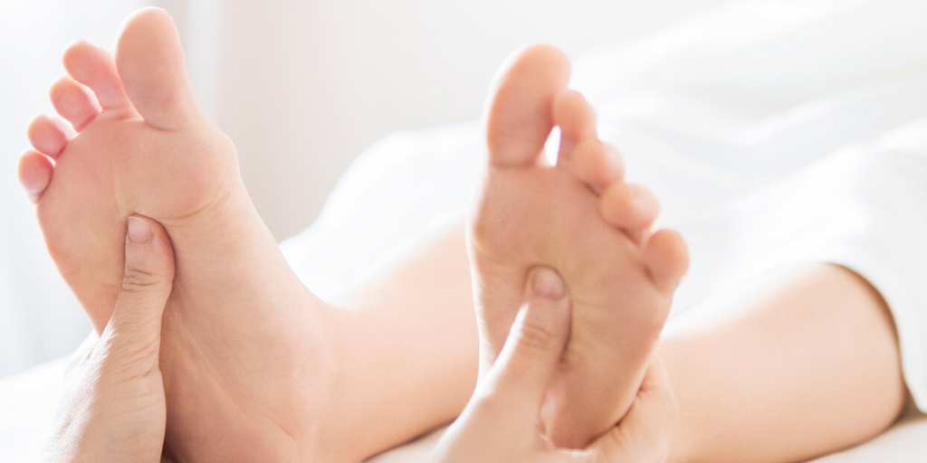 What happens during a Reflexology Treatment?