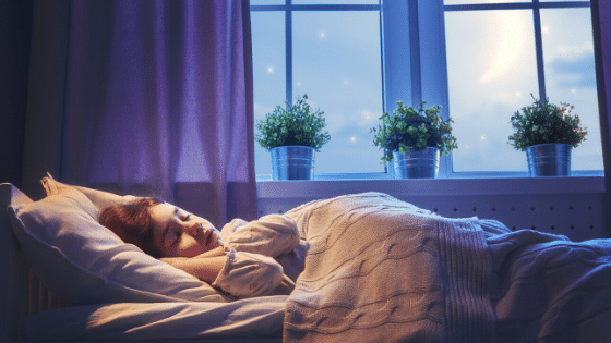 7 Quick ways to get to sleep