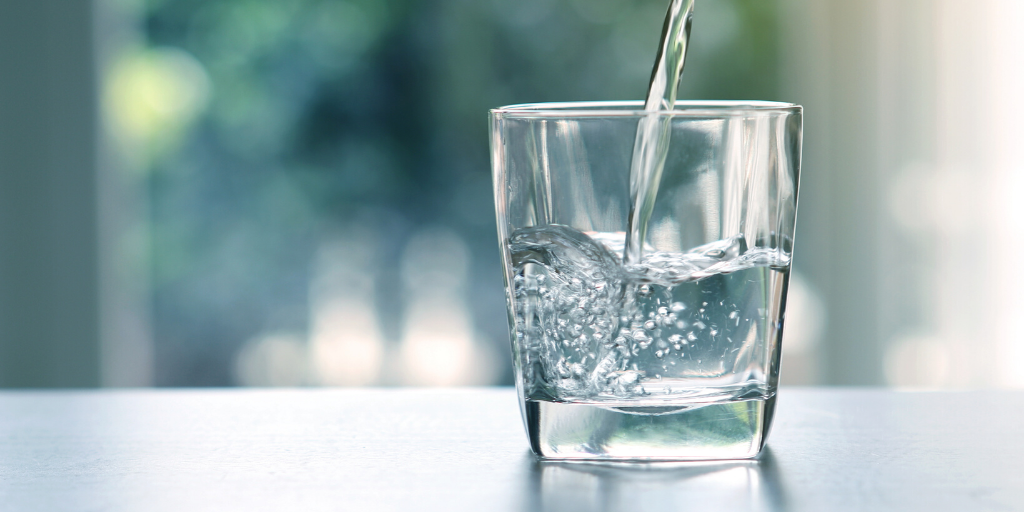 Keep hydrated by drinking water after your reflexology appointment