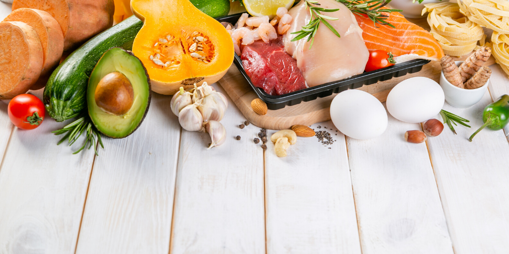 Lifestyle audit balanced diet