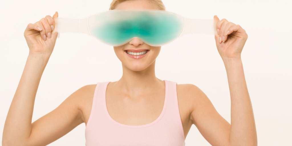 cooling eye mask