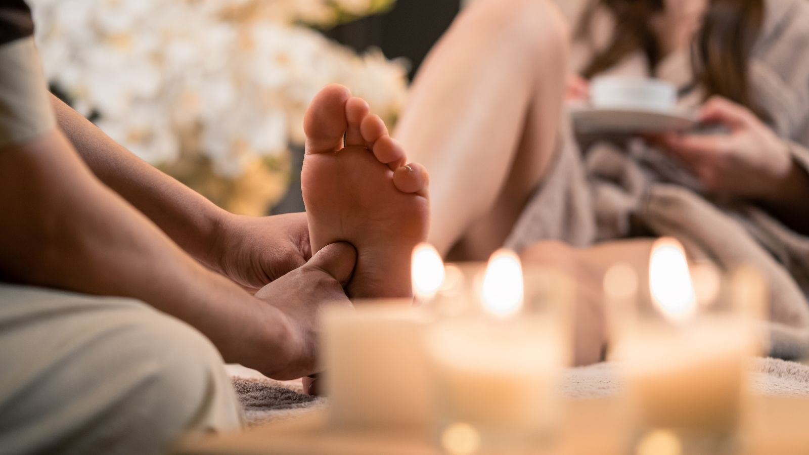 Foot Reflexology with Sarah Cooper in Boroughbridge