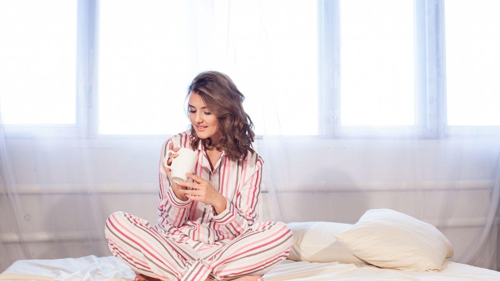 lazy day pyjama day